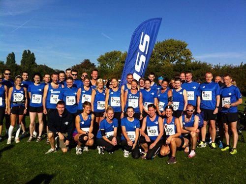 Team Striders - Southend 10k 2013